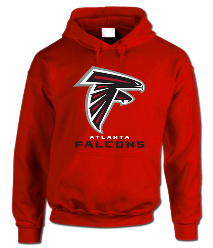 sudadera nfl falcons atlanta halcones superbowl