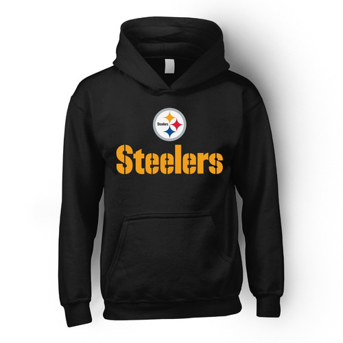 sudadera nfl steelers pittsburgh acereros superbowl