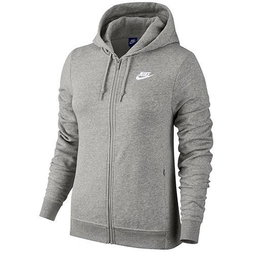 428c104578d4 Sudadera Nike Mujer 853932-063 Gris Envio Gratis