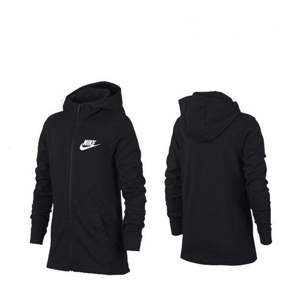 Sports Negra Sudadera Sports Nike Sudadera Wear Nike Wear Negra w0fZS4qx