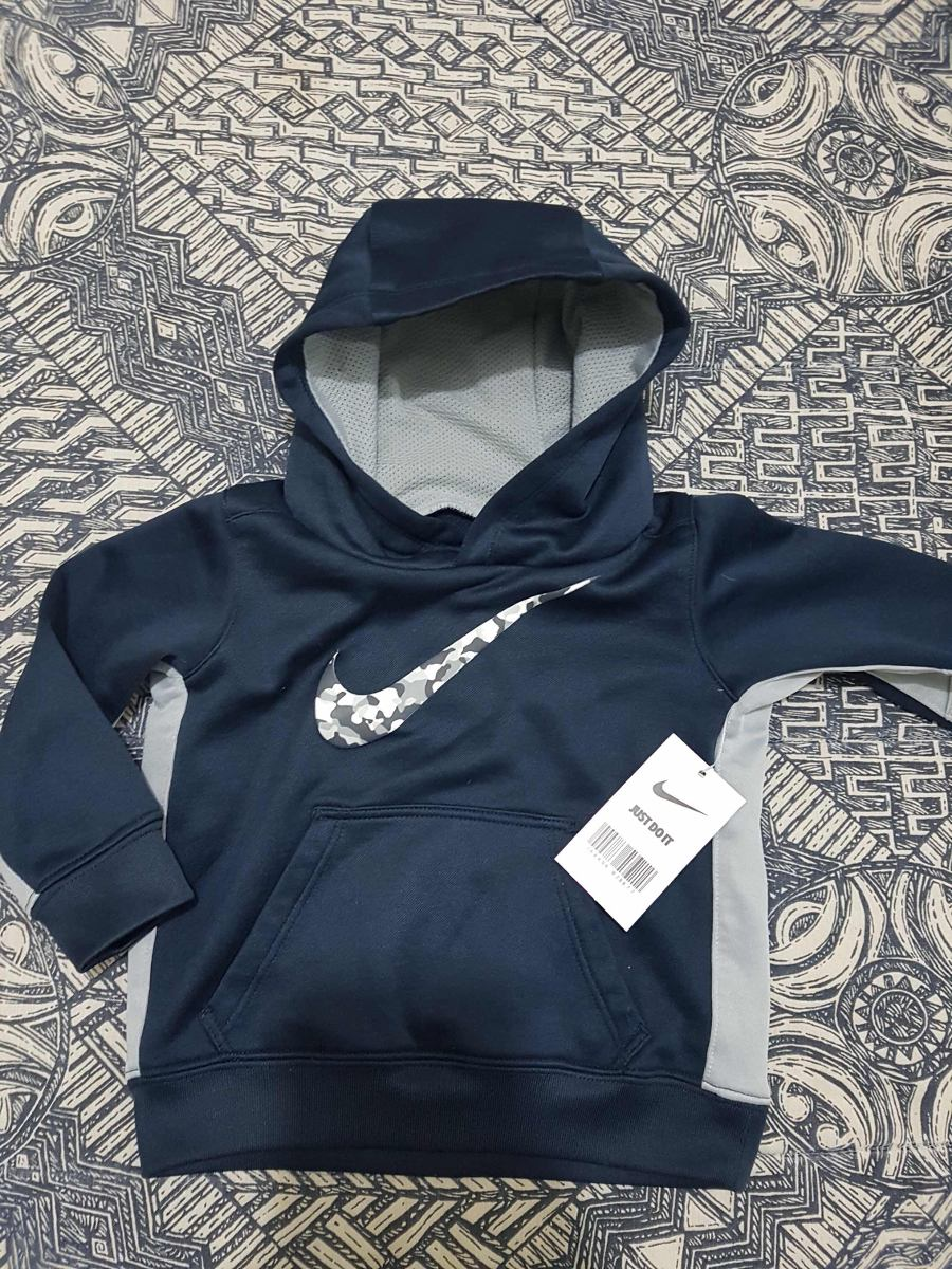 b6fc056d3 Sudadera Nike Nueva Para Bebé -   499.00 en Mercado Libre