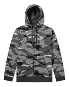 Sudadera Nike Sportswear Club Fleece Camo Aq0596 065
