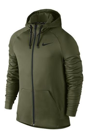 colores y llamativos seleccione para mejor mejor precio para Sudadera Nike Verde Militar - $ 700.00 en Mercado Libre