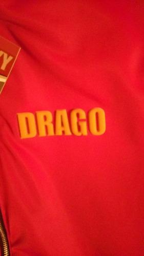 sudadera oficial iván drago nueva con etiquetas