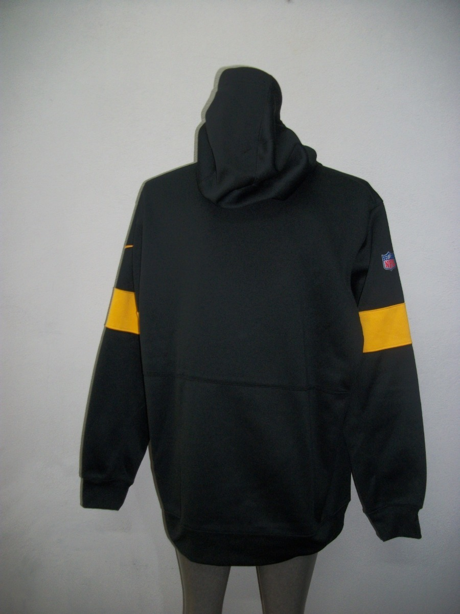 finest selection 93d1d 0227e Sudadera Original Nike Therma Hoodie On Field Nfl Americano Steelers  Pittsburgh Acereros 2019-2020