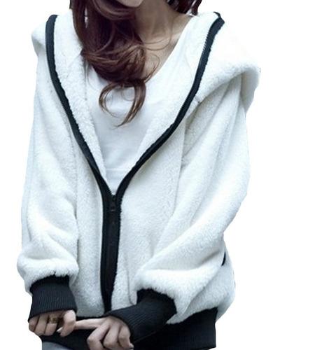 sudadera oso panda kawaii capucha hoodie unisex moda japón