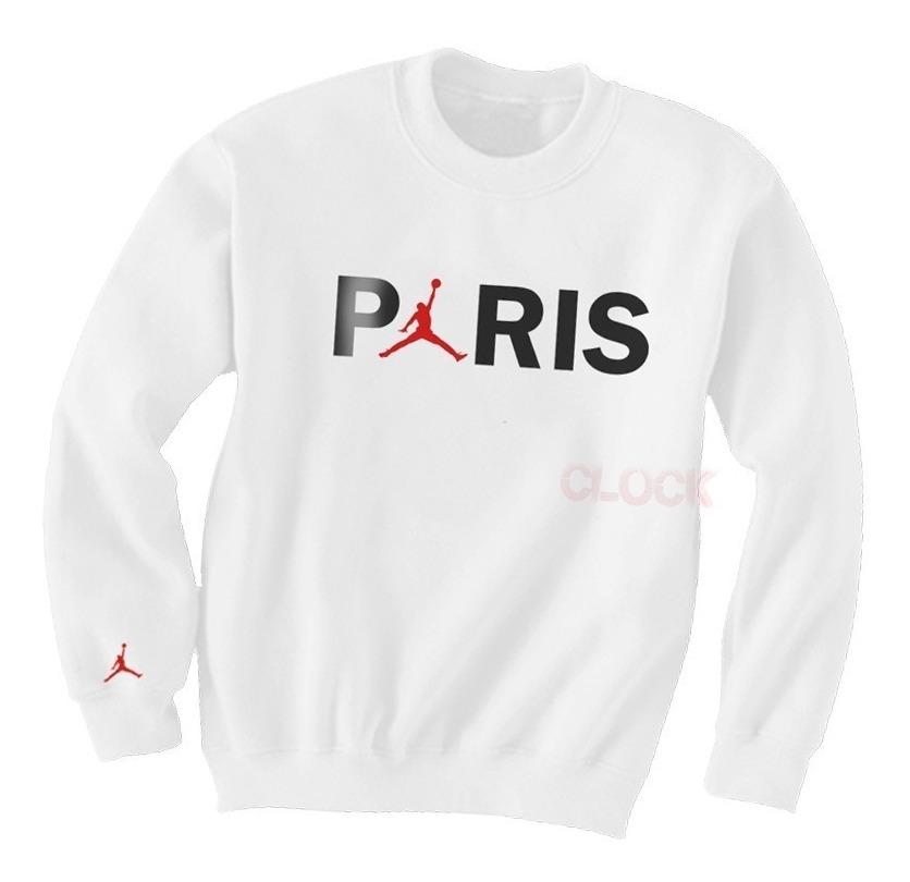 liberar información sobre encanto de costo elige auténtico Sudadera Paris Jordan Futbol Nike Pumas Vans adidas