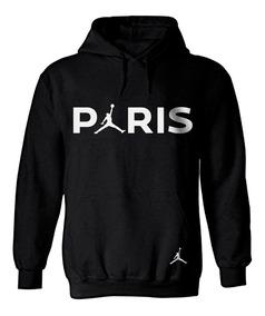 correr zapatos online aquí mayor selección Sudadera Paris Jordan Moda Unisex Nike Vans Futbol