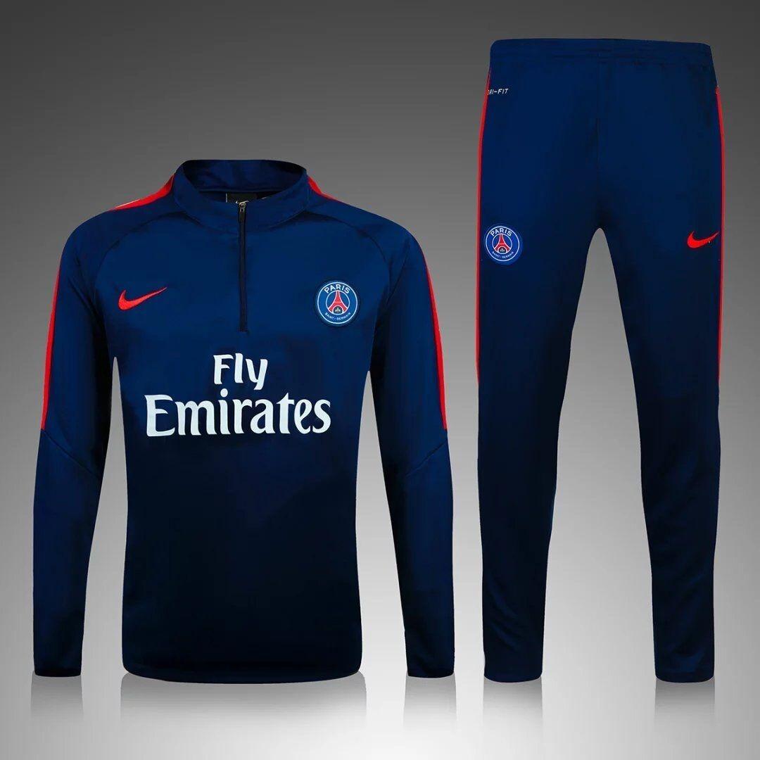 Sudadera Paris Saint Germain 2017 2018 -   160.000 en Mercado Libre daa4f6e326011