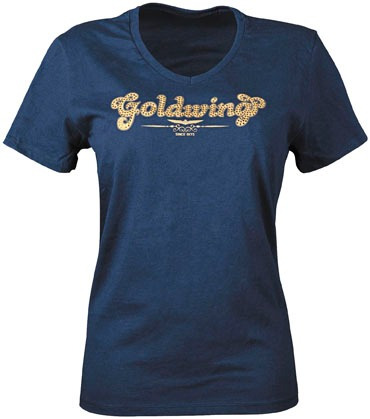 sudadera parker synergies gold wing sparkle mujer azul sm