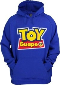 sudadera personaje toy mine iron batman superman mario paw