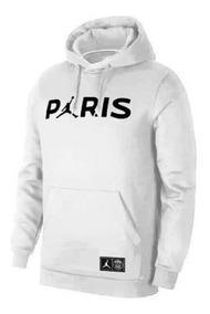 50% rebajado sección especial Buenos precios Sudadera Psg Jordan Paris Saint Germain White 4dk Blanco