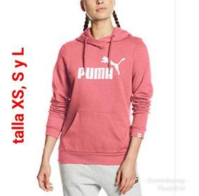 Talla Puma Xs Color Dama Sudadera Coral XiOPZkuT