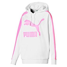 f5311fda7 Sudadera Puma Deportiva Classic Mujer Alg Blanco 43438 Dtt