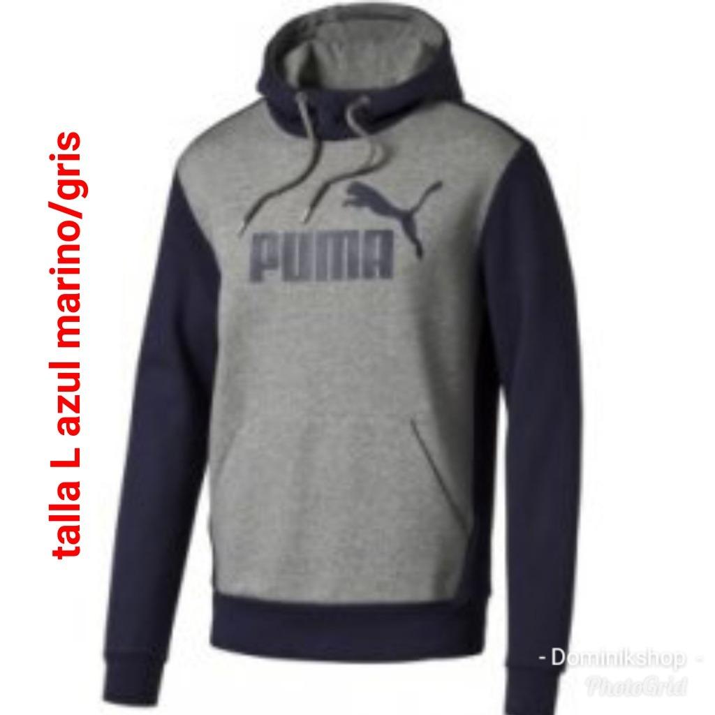 2a686b6344904 00 Sudadera Marino Azul Libre Puma Hombre Mercado 929 L Talla En r0tr4q