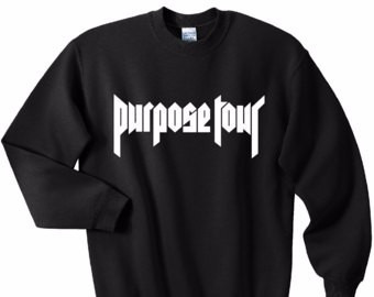 sudadera purpose tour, justin bieber,belieber, porpose tour