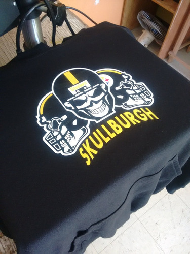 sudadera skullburgh