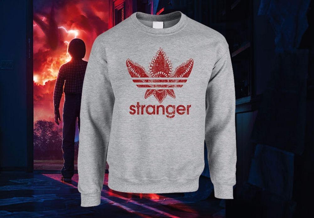 Adidas Sudadera Things Adidas Things Stranger Stranger Sudadera Sudadera Stranger shrQdCt