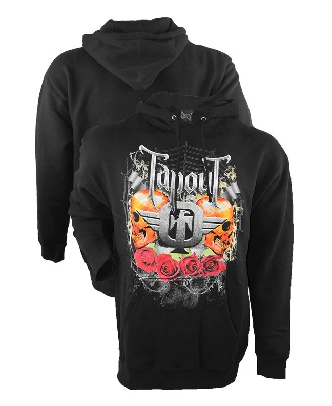 Ufc Tapout 2: Sudadera Tapout Sacred Pullover Hoodie Ufc
