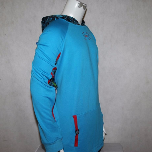 sudadera under armour nfl combine  talla m 100% original