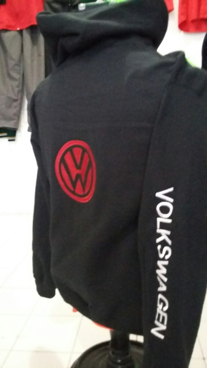 mitad de descuento 4bafd 5e8ab Sudadera Volkswagen Bordada