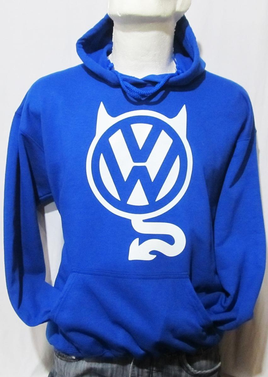 nueva estilos 8e2ac 884d0 Sudadera Volkswagen Diablo Envio Gratis