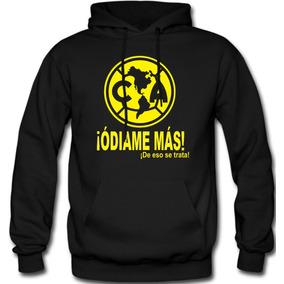 b8ad93f483348 Sudadera Ódiame Más Club América Hoodie Capucha Cangurera