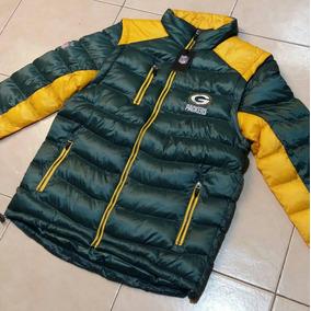 e499c51fecf69 Nfl Green Bay Packers Chamarra Desmontable Chaleco Con Envio