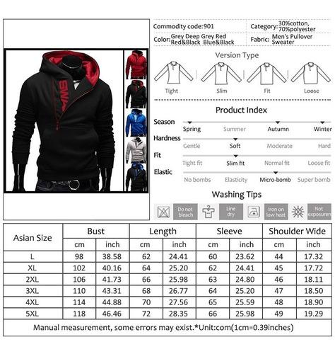 sudaderas hombre fleece warm hip hop sportswear