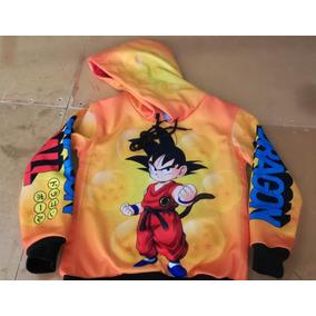 7e9e74a6857 Sudaderas De Goku Dragon Ball Z - Ropa
