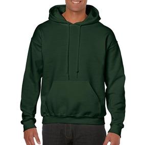 9065cdfe2e12a Sudaderas y Hoodies Con Gorro de Hombre Verde oscuro en Nuevo León ...