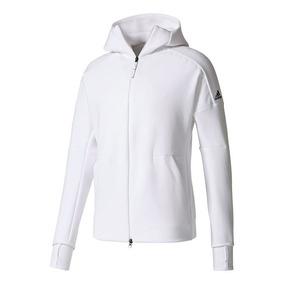 440574324aed2 Sudadera adidas Zne Mujer Hoodie 2.0 All White