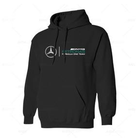 59b587d4dc12f Sudadera Mercedes Benz Petronas en Mercado Libre México