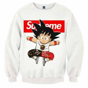 4911e355cb7 Sudaderas Goku Dragon Ball Z - Ropa