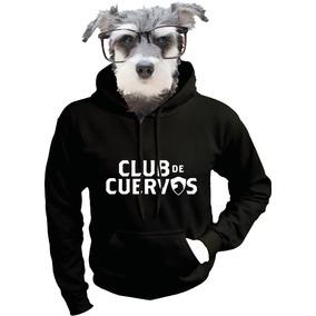 e2cc3c1c16d40 Sudadera Fc Club De Cuervos De Nuevo Toledo