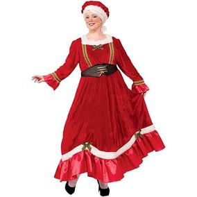 2fa6188878 Señora Santa Clos Polo Norte Navidad Disfraz Plus Size