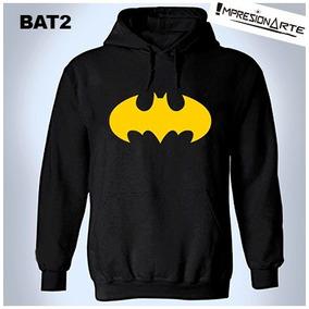 a059d6ee48c29 Sudadera Hombre Mujer Varios Diseños De Batman Y Sus Logos · 4 colores