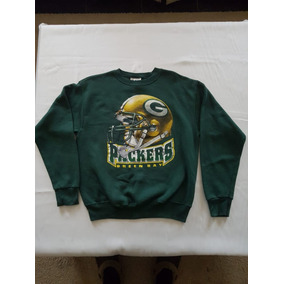 eaeb61b6157fd Suéter Green Bay Packers Nfl Vintage Unisex Usado