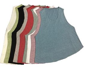 Sudaderas Musculosas Lisas De Mujer Ideal Para Sublimar