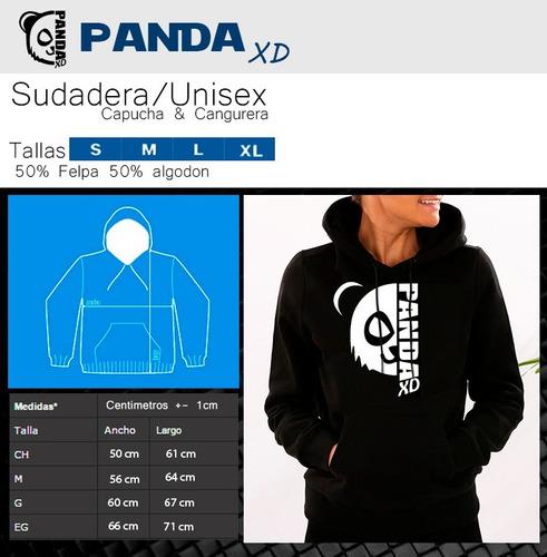 sudaderas para dama maluma panda xd modelos originales nue8