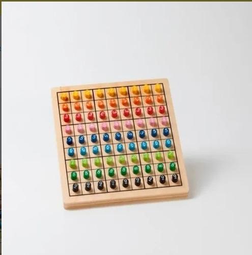 sudoku de madera premium