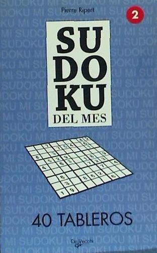 sudoku del mes 2(libro ocio)