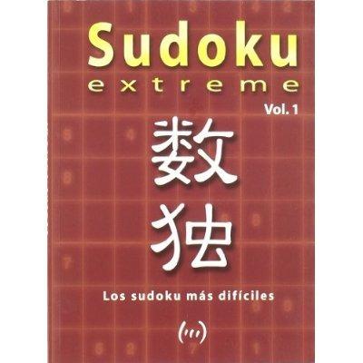 Sudoku Extreme 1 (r)