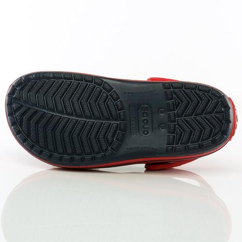 suecos crocband navy crocs sport 78