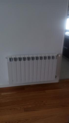 suelo  piso radiante pex  radiadores calderas agua sanitaria