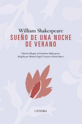 sueño de una noche de verano(libro teatro)