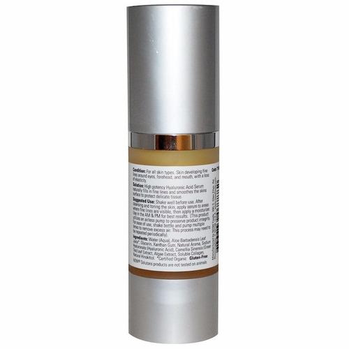 suero ácido hialurónico 30ml  de usa