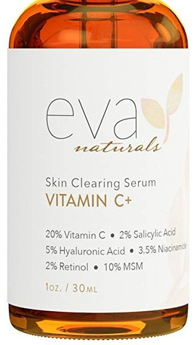 suero de vitamina c plus, 2 % retinol