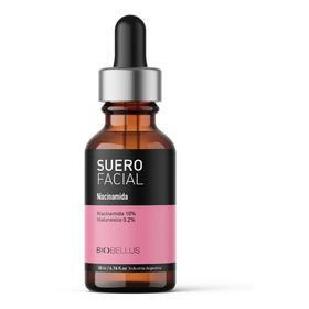 Suero Facial Niacinamida - Biobellus 30cc