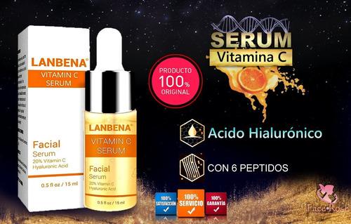 suero vitamina c facial hialuronico serum original